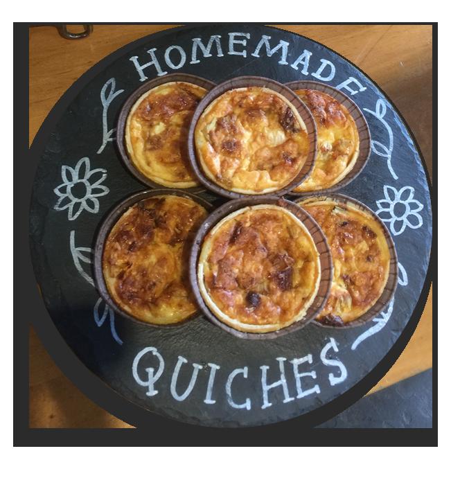 Homemade-Quiche